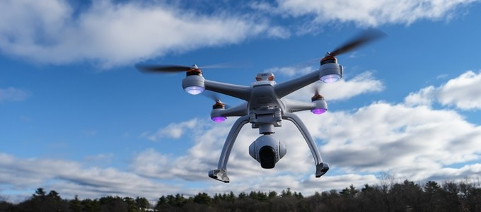Innovation: Are Drones The Future For Pizza Deliveries ?